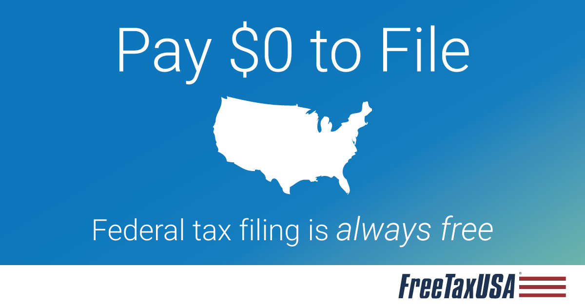 FreeTaxUSA: Do it right. Do it for free. E-File directly to the IRS